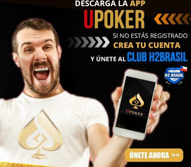 Disfruta los beneficios de UPoker uniéndote al Club H2Brasil