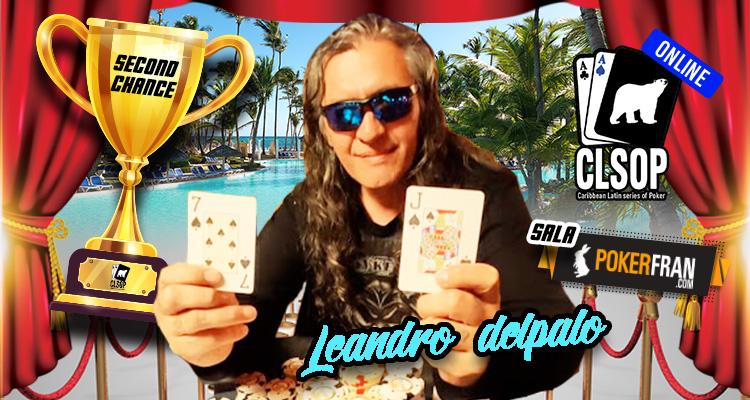 15 jugadores regresarán al día 2 de CLSOP Online, Leandro Zambade se quedó con el Second Chance!