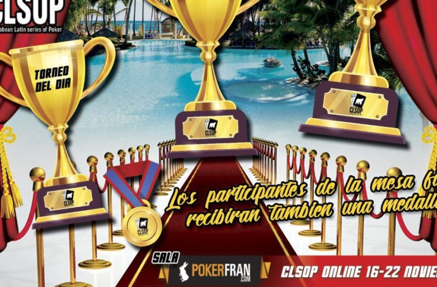 Hoy CLSOP Second Chance en PokerFran.com