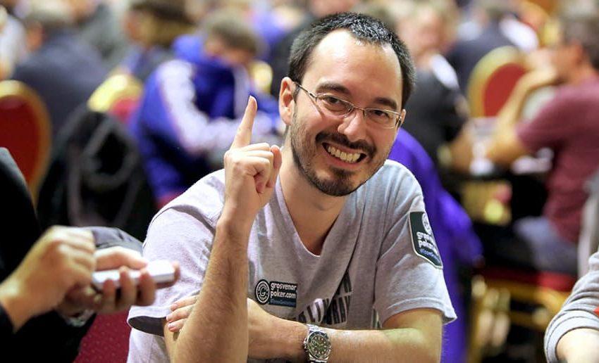 Will Kassouf, de clasificado a campeón del Irish Poker Masters Main Event