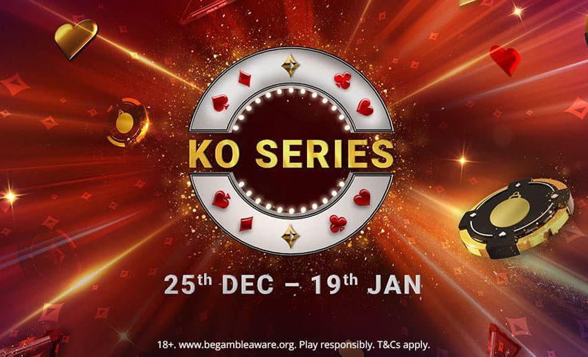 "KO Series: ""upeshka"" empezó el 2021 con US$51.5K"